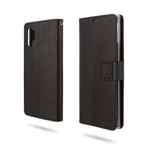 Θήκη Samsung Galaxy Note 10 Plus ROAR KOREA PU Leather + TPU με βάση στήριξης