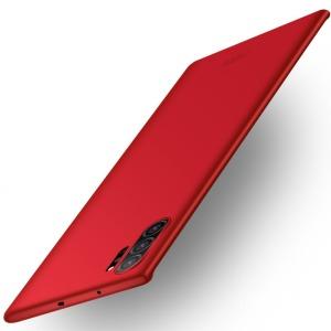 Θήκη Samsung Galaxy Note 10 Plus MOFI Shield Slim Series Πλάτη από σκληρό πλαστικό κόκκινο