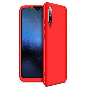 Θήκη GKK Full body Protection 360° από σκληρό πλαστικό για Xiaomi Mi A3 κόκκινο