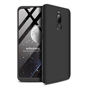 Θήκη GKK Full body Protection 360° από σκληρό πλαστικό για Xiaomi Redmi 8 μαύρο