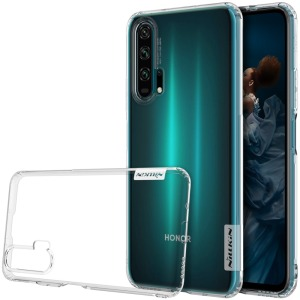 Θήκη Honor 20 Pro NiLLkin Nature Series 0.6mm Back Cover TPU διάφανη