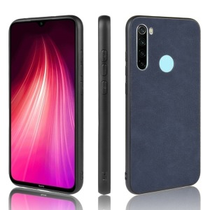 Θήκη Xiaomi Redmi Note 8 OEM Frame cell casing series Back Cover TPU μπλε