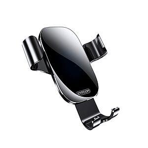 Βάση στήριξης αυτοκινήτου για αεραγωγό JOYROOM ZS198 Light Shadow Series Gravity - μαύρη