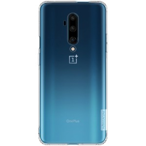 Θήκη OnePlus 7T Pro NiLLkin Nature Series 0.6mm διάφανη Πλάτη TPU