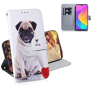 Θήκη Xiaomi Mi 9 Lite OEM Cute Dog με βάση στήριξης