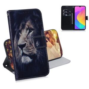 Θήκη Xiaomi Mi 9 Lite OEM Lion με βάση στήριξης