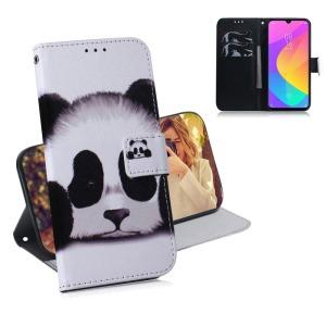 Θήκη Xiaomi Mi 9 Lite OEM Cute Panda με βάση στήριξης