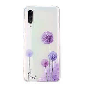 Θήκη Xiaomi Mi 9 Lite OEM σχέδιο Dandelions Πλάτη TPU