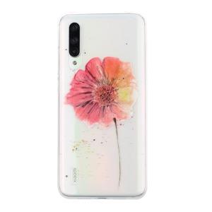 Θήκη Xiaomi Mi 9 Lite OEM σχέδιο Flower Πλάτη TPU