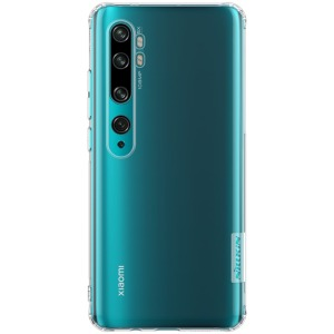Θήκη Xiaomi Mi Note 10 / Pro NiLLkin Nature Series 0.6mm διάφανη Πλάτη TPU