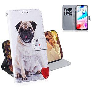 Θήκη Xiaomi Redmi 8 OEM Cute Dog με βάση στήριξης