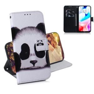 Θήκη Xiaomi Redmi 8 OEM Cute Panda με βάση στήριξης