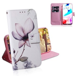 Θήκη Xiaomi Redmi 8 OEM Rare flower με βάση στήριξης