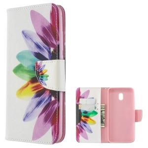Θήκη Xiaomi Redmi 8A OEM Colorful Petals με βάση στήριξης