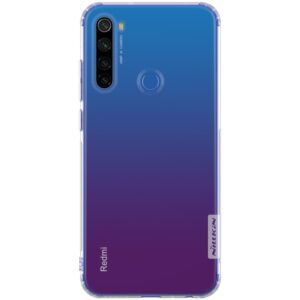 Θήκη Xiaomi Redmi Note 8T NiLLkin Nature Series 0.6mm διάφανη Πλάτη TPU