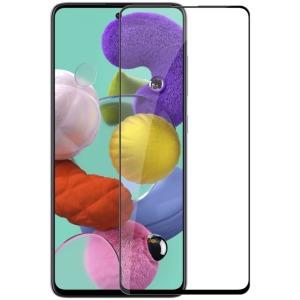 NiLLkin XD CP+ Max Full Arc Edge για Samsung Galaxy A51 (Πλήρης Κάλυψη) Αντιχαρακτικό γυαλί Tempered Glass 9H – μαύρο – 0.33mm