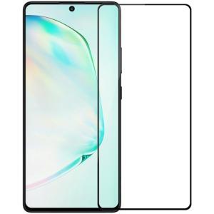 NiLLkin XD CP+ Max Full Arc Edge για Samsung Galaxy S10 Lite (Πλήρης Κάλυψη) Αντιχαρακτικό γυαλί Tempered Glass 9H – μαύρο – 0.33mm
