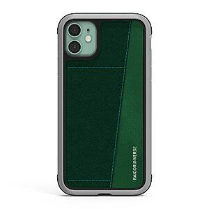 Θήκη iPhone 11 RAIGOR INVERSE Jack Series Πλάτη Premium από συνθετικό δέρμα