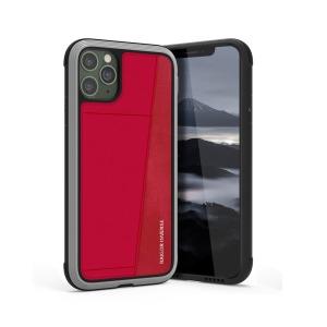 Θήκη iPhone 11 Pro RAIGOR INVERSE Jack Series Πλάτη Premium από συνθετικό δέρμα