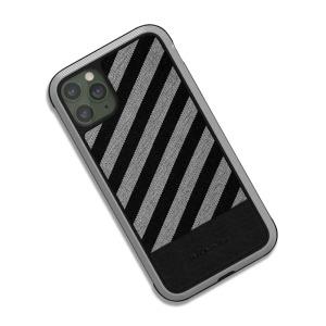 Θήκη iPhone 11 Pro Max RAIGOR INVERSE Camille Series Πλάτη Shock-Proof από ύφασμα