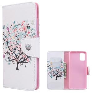 Θήκη Samsung Galaxy A51 OEM Flowered Tree με βάση στήριξης