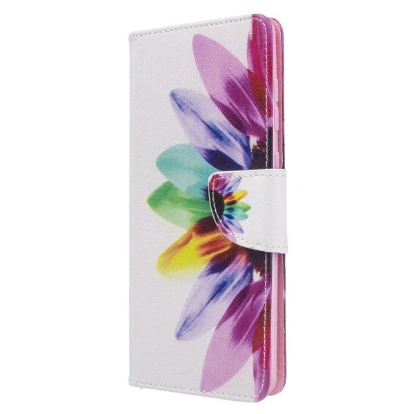 υποδοχές καρτών και μαγνητικό κούμπωμα Flip Wallet από συνθετικό δέρμα και TPU