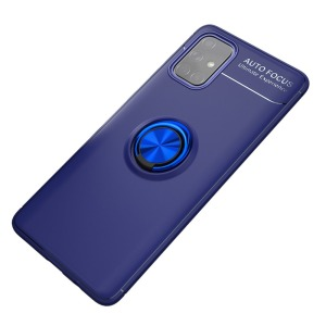 Θήκη Samsung Galaxy A71 OEM Skin Pro Series με βάση στήριξης