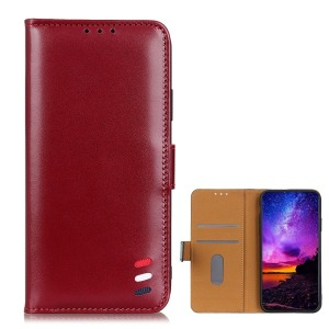 Θήκη Samsung Galaxy Note 10 Lite OEM PU Leather Wallet Case με βάση στήριξης