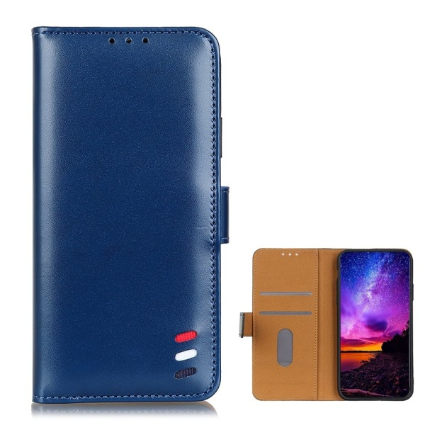 Θήκη Samsung Galaxy S10 Lite OEM PU Leather Wallet Case με βάση στήριξης