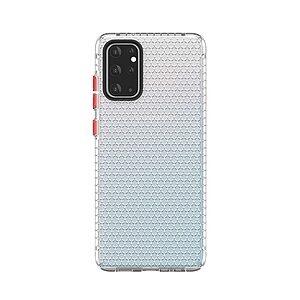 Θήκη Samsung Galaxy S20 Plus OEM Honeycomb Series V2 Πλάτη Premium Design TPU λευκό