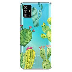Θήκη Samsung Galaxy S20 OEM σχέδιο Cactus Πλάτη TPU