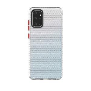Θήκη Samsung Galaxy S20 OEM Honeycomb Series V2 Πλάτη Premium Design TPU λευκό