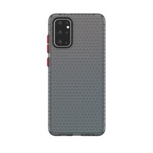 Θήκη Samsung Galaxy S20 OEM Honeycomb Series V2 Πλάτη Premium Design TPU μαύρο