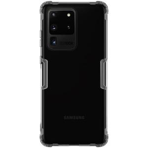 Θήκη Samsung Galaxy S20 Ultra NiLLkin Nature Series 0.6mm Πλάτη TPU γκρι