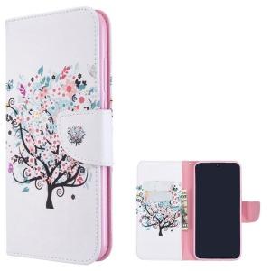 Θήκη Xiaomi Redmi Note 8T OEM Flowered Tree με βάση στήριξης