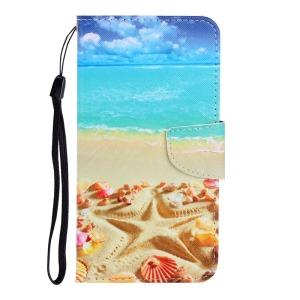 Θήκη Huawei P40 OEM Starfish Beach με βάση στήριξης
