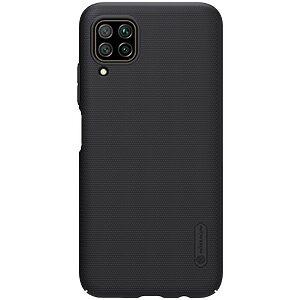 Θήκη Huawei P40 Lite E NiLLkin Super Frosted Shield Series Πλάτη από Premium σκληρό πλαστικό μαύρο