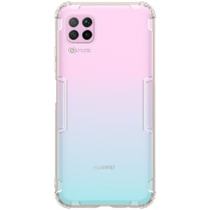 Θήκη Huawei P40 Lite NiLLkin Nature Series 0.6mm Πλάτη TPU διάφανο