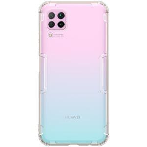 Θήκη Huawei P40 Lite NiLLkin Nature Series 0.6mm Πλάτη TPU διάφανο