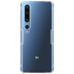 Θήκη Xiaomi Mi 10 / Mi 10 Pro NiLLkin Nature Series 0.6mm Πλάτη TPU διάφανο
