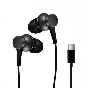 Ακουστικά Xiaomi Mi Piston Type-C in-Ear Hands Free μαύρο
