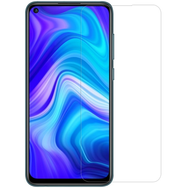 Αντιχαρακτικό γυαλί Tempered Glass NiLLkin Amazing H 9H – 0.33mm για Xiaomi Redmi Note 9