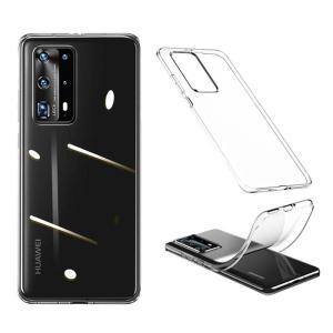 Θήκη Huawei P40 Pro BASEUS Simple Series διάφανη Πλάτη TPU