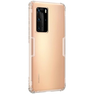 Θήκη Huawei P40 Pro NiLLkin Nature Series 0.6mm Πλάτη TPU διάφανο