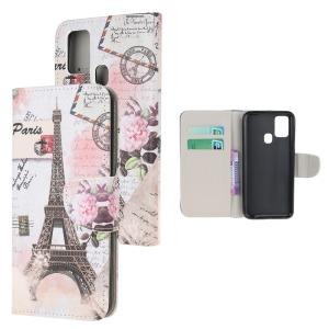 Θήκη Samsung Galaxy A21s OEM Eiffel Tower με βάση στήριξης