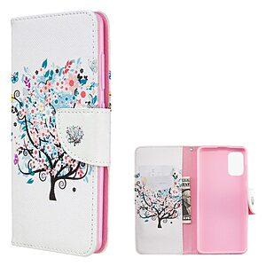 Θήκη Samsung Galaxy A41 OEM Flowered Tree με βάση στήριξης