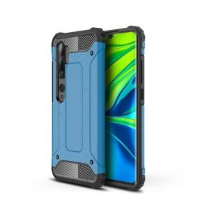 Θήκη Xiaomi Mi Note 10 Lite OEM Armor Guard Hybrid Πλάτη από σκληρό πλαστικό και TPU γαλάζιο