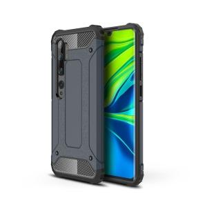 Θήκη Xiaomi Mi Note 10 Lite OEM Armor Guard Hybrid Πλάτη από σκληρό πλαστικό και TPU μπλε