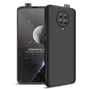 Θήκη GKK Full body Protection 360° από σκληρό πλαστικό για Xiaomi Poco F2 Pro μαύρο