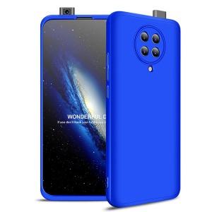 Θήκη GKK Full body Protection 360° από σκληρό πλαστικό για Xiaomi Poco F2 Pro μπλε